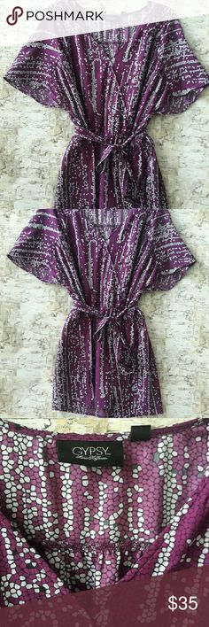 Mara Hoffman Gypsy 2x tunic/blouse Like New! Very Cute 2x womans Dress shirt/tunic/blouse Mara Hoffman Tops