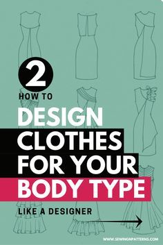 The first step in dressmaking is to design clothes. If you love sewing, you are gonna love this free online course that covers a bit of fashion design, fashion illustration, sewing tips and tricks, and sewing patterns.