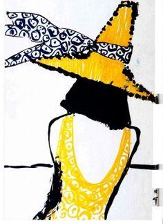 rene gruau, pined from Ana Kristy Vangrel