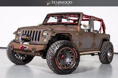 2015 Jeep Wrangler Starwood SEMA Unlimited RUF NEK Dallas, Texas | Starwood  Motors | Starwood Motors Builds! | Pinterest | Dallas, Vehicle And Jeeps