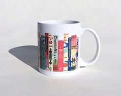 Ideal Bookshelf Mug: Tween Classics