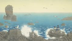 JOSE FRANKY | ARTWORK | 『海』