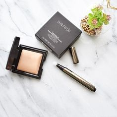 Laura Mercier's Candleglow collection achieves the perfect lit from within glow!
