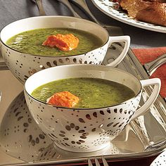 101 Healthy Soup Recipes via Cooking Light