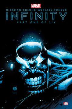olhaí uma resenha do primeiro número da saga infinity, o grande evento da temporada no universo marvel. esta saga deve ter resultados sísmicos em todo o material que sairá da editora no próximo ano - inclusive no cinema.  http://www.clangcomix.com/?p=1332