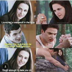 I mean she wasn't wrong Twilight Saga Quotes, Twilight Saga Series, Twilight Edward, Twilight New Moon, Twilight Series, Twilight Movie, Twilight Poster, Twilight Cast, Breaking Dawn Movie