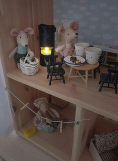 DIY – Mini fireplace