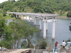 Terratek - DNIT Ponte Capivari  www.terratek.com.br