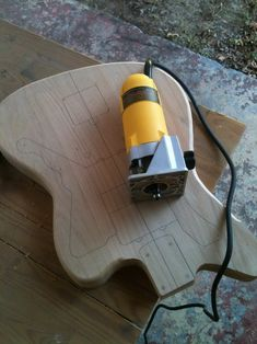 Post with 1562 votes and 81153 views. I like to play guitar. So I decided to build one. Ukulele, Guitar Chords, Acoustic Guitar, Cigar Box Nation, Guitar Diy, Guitar Shop, Skateboard, Cigar Box Guitar, Guitar Building