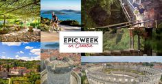 Vote for my #epicweekincroatia and help me win the trip I've designed. Then it's your turn to choose a magnificent 7 out of 101 things to do in Croatia and enter the competition for the trip of a lifetime.