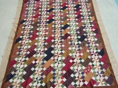 Old Tobacco Road Mystery Quilt