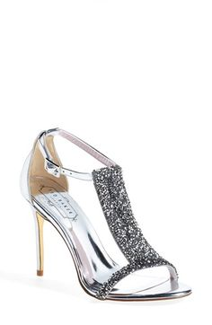 Ted+Baker+London+'Primrose'+Crystal+Embellished+Leather+Sandal+(Women)+available+at+#Nordstrom