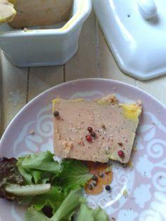 terrine de foie gras au floc de gascogne