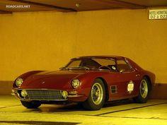 Lamborghini 400 Monza