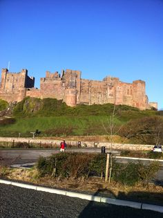 Bamburgh Castle Dunstanburgh Castle, Medieval Fortress, Listed Building, Architecture Old, Cathedrals, Palaces, Newcastle, Temples, Places To See