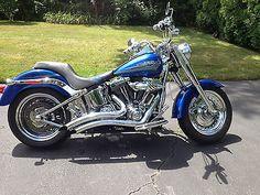 eBay: Harley-Davidson: Softail 2009 harley davidson fatboy flstf #harleydavidson usdeals.rssdata.net
