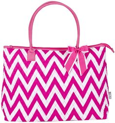 Ever Moda Quilted Designer Print Over Night Travel Tote - 21-Inch * Check out this great image  : Travel luggage