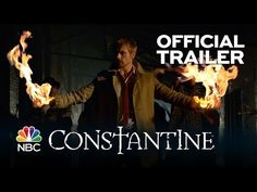 First Trailer for NBC's CONSTANTINE