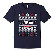 Amazon.com: JDM Ugly Car S13 Sweater Christmas Shirt Merry Driftmas: Clothing