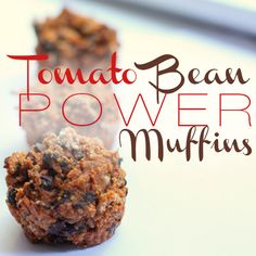 Welcome to Daily Mom's article on Tomato Bean Power Muffins, where you can find all the information and tips you need, researched by our parents portal team. Toddler Finger Foods, Easy Toddler Meals, Kids Meals, Toddler Food, Mixed Bean Recipes, Power Muffins, Toddler Muffins, Baby Eating, Baby Led Weaning