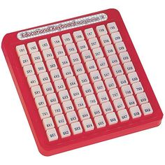 Buy Math Keyboard - Multiplication  from Educational Toys Planet. This mind powered Math Keyboard- Multiplication from Small World Toys will help your kids learn multiplication facts at home, in a classroom or on-the-go! Choose from thousands of age-appro