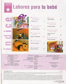 Labores para tu bebé 90 - Joelma Patch - Picasa Web Albums