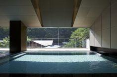 Yomogino Ryokan Hot Spa by Ryuichi Sasaki + Sasaki Architecture
