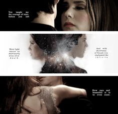 Delena- lyrics of the song Sun by Sleeping At Last. This is a beautify song!