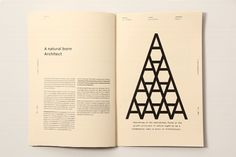A Type-Expedition: Michael Söderqvist-Waag's editorial exploration of art, architecture and design.