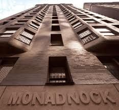 The Monadnock Building - Chicago, IL: Built in 1881, it is the tallest commercial load-bearing masonry building ever constructed and when completed, it was the largest office building in the world.
