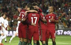 SPORTS And More: #WorldCup qualify #Portugal -4- #Latvia -1- Final ...