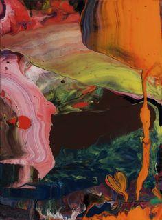 Aladin [913-5] » Œuvres » Gerhard Richter