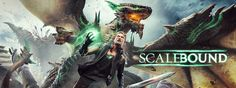 Scalebound is an upcoming action role-playing video game developed by  PlatinumGames and published by Microsoft Studios, currently scheduled for  release in 2017 for Xbox One and Microsoft Windows. In this game, players  assume control of Drew, who is accompanied by a dragon called Thuban.  Players can use a variety of weapons to defeat enemies, and may issue  commands to the dragon, which assists players during battles. Unlike other  games developed by PlatinumGames, the game puts more…