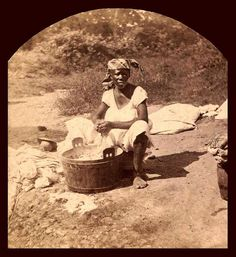 SLAVES, EX-SLAVES, and CHILDREN OF SLAVES IN THE AMERICAN SOUTH, 1860 -1900 (28) by Okinawa Soba, via Flickr