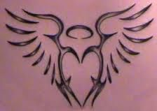 Resultado de imagen para tribal wings tattoo