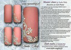 Nail Art#маникюр #ногти #nails #nail #дизайн ногтей #гель лак #гель #гелевые ногти #шеллак…»