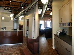 Financial PlanningOffice - Commercial - Jennifer Butler Interior Design