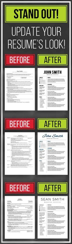 Resume Template - Resume Builder - CV Template + Cover Letter - MS - word resume builder