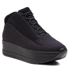 Sneakers VAGABOND - Casey 4722-180-92 Black/Black All Black Sneakers, Adidas, Shoes, Fashion, Tennis, Moda, Zapatos, Shoes Outlet, Fashion Styles