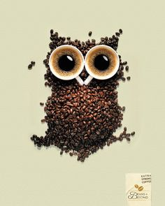 Beans & Beyond Extra Strong Coffee Ad by JWT