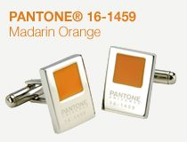 Pantone Collection -  Cufflinks