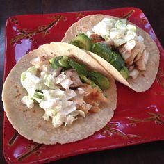 fish tacos with feta slaw recipe