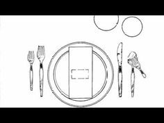 How to Set a Table for a Three Course Meal Steps) Napkin Origami, Napkin Folding, Event Planning Tips, Party Planning, Dining Etiquette, Silver Christmas Decorations, Finger Food Appetizers, Good Grades, Lists To Make