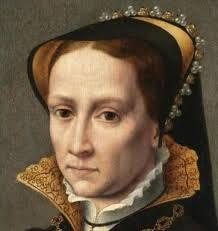 Mary Tudor. Reina de Inglaterra. Segunda esposa de Felipe II.