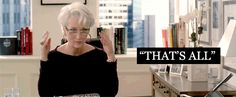 Check out a few humorous and interesting scenes from the #Hollywood #movie The Devil Wears Prada. It inspires me to steal some valuable lessons from the flick.  Read more here: http://www.priyapm.com/my-scribbles/movie-reviews/7-things-love-movie-devil-wears-prada/