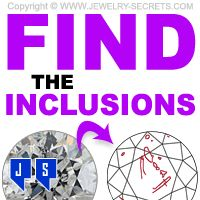 ► ► Find The Inclusions in these Diamonds from their Plots! It's FUN! ► ►