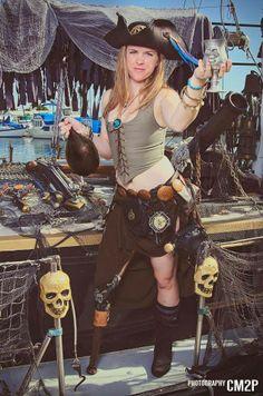 Lady Pirate Costume Ideas