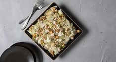 Best Caesar Salad by Greek chef Akis Petretzikis! The perfect caesar salad recipe with chicken, croutons and a savory dressing with anchovies and mayonnaise! Greek Recipes, Raw Food Recipes, Salad Recipes, Chicken Recipes, Hot Butter, Nutrition Chart, Processed Sugar, Caesar Salad, Good Fats