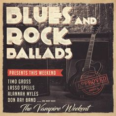Blues and Rock Ballads (2017) MP3