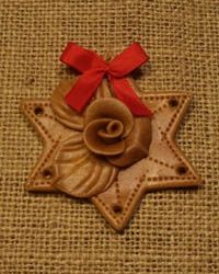 Salt Dough, Clay Creations, Clay Crafts, Advent, Homemade, Christmas Ornaments, Creative, Decor, Characters